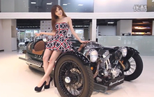 Lucy�圮�―Morgan 3 wheeler