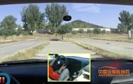 科目二 起伏路凹凸路引导驾驶模拟练习