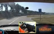科目二  曲线驾驶引导驾驶模拟练习