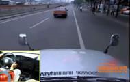 科目二 城市引导驾驶模拟练习