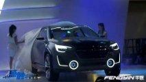2014北京车展 斯巴鲁混动概念车SUBARU VIZIV 2亮相