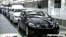 丰田公司宣布决定3年内不再新设工厂