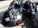 自制 哈雷戴维森 V双缸 钢管车